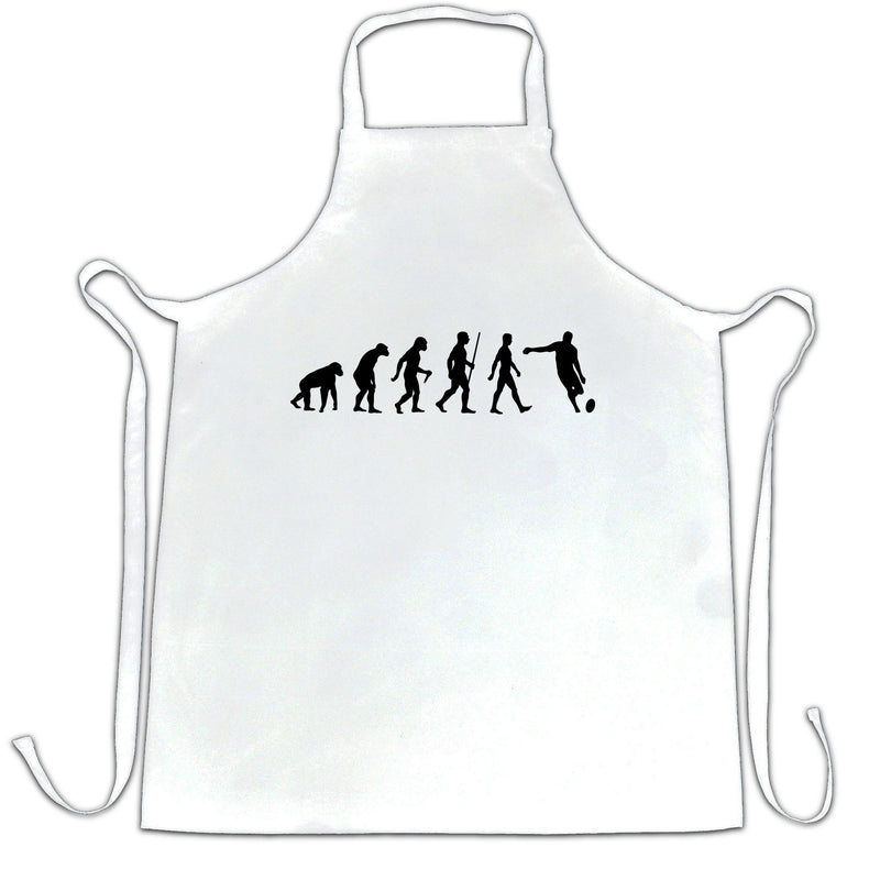 Evolution Of Rugby Apron