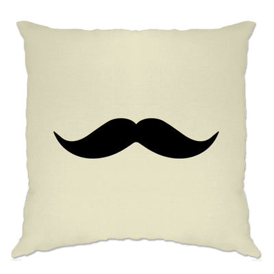 Trendy Cushion Cover Simple Moustache Shape