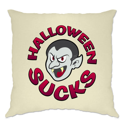 Halloween Cushion Cover Costume Scary Vampire Joke