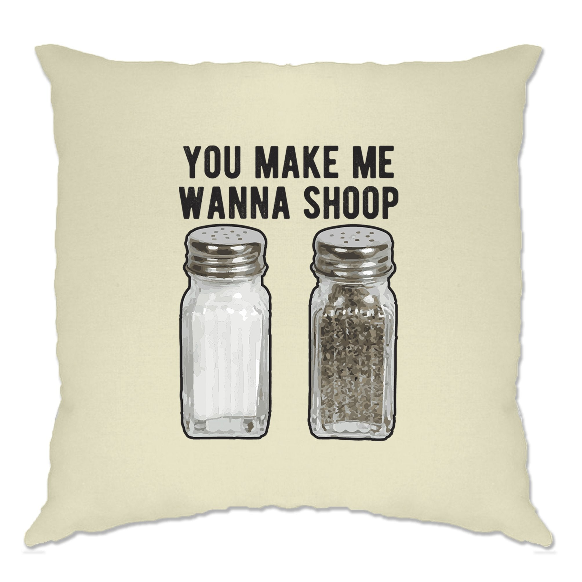 Hip Hop Cushion Cover Salt and Pepper Shakers