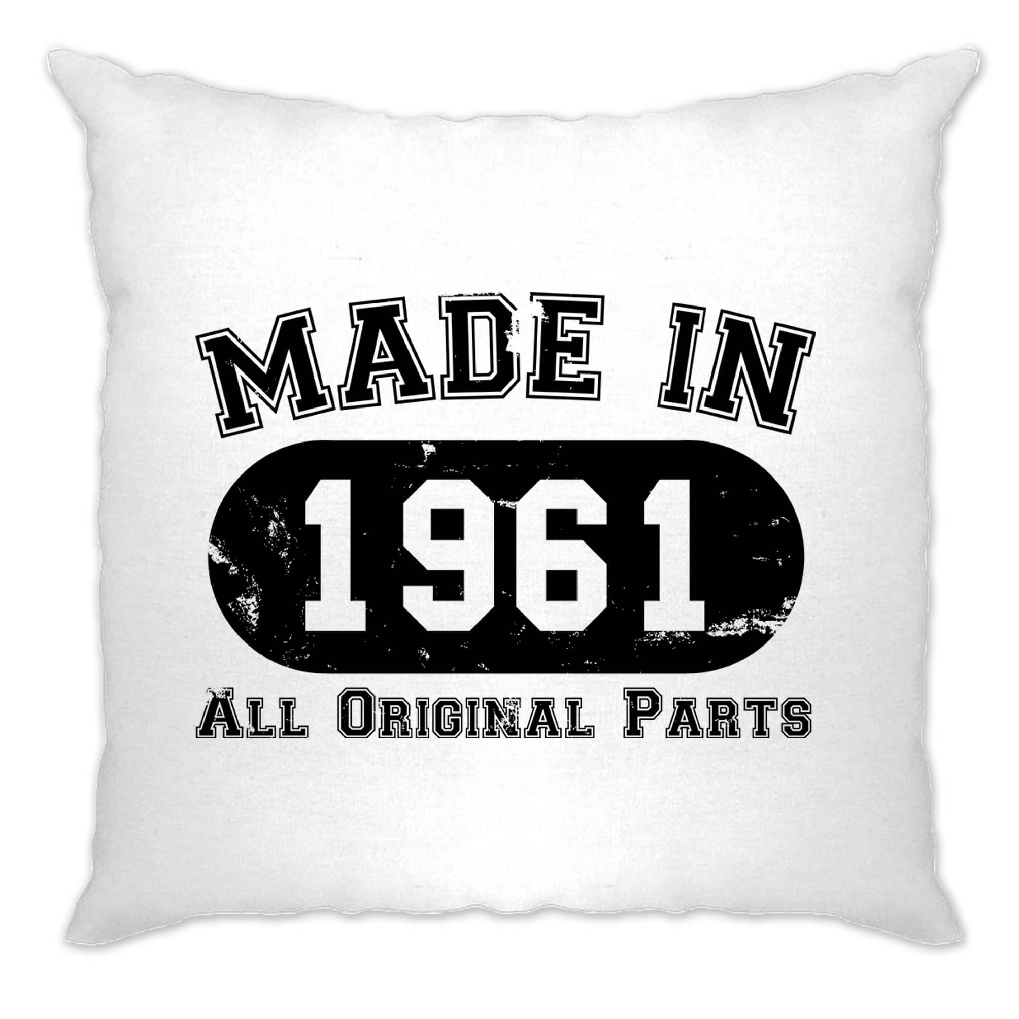Made in 1961 All Original Parts Cushion Cover [Distressed]