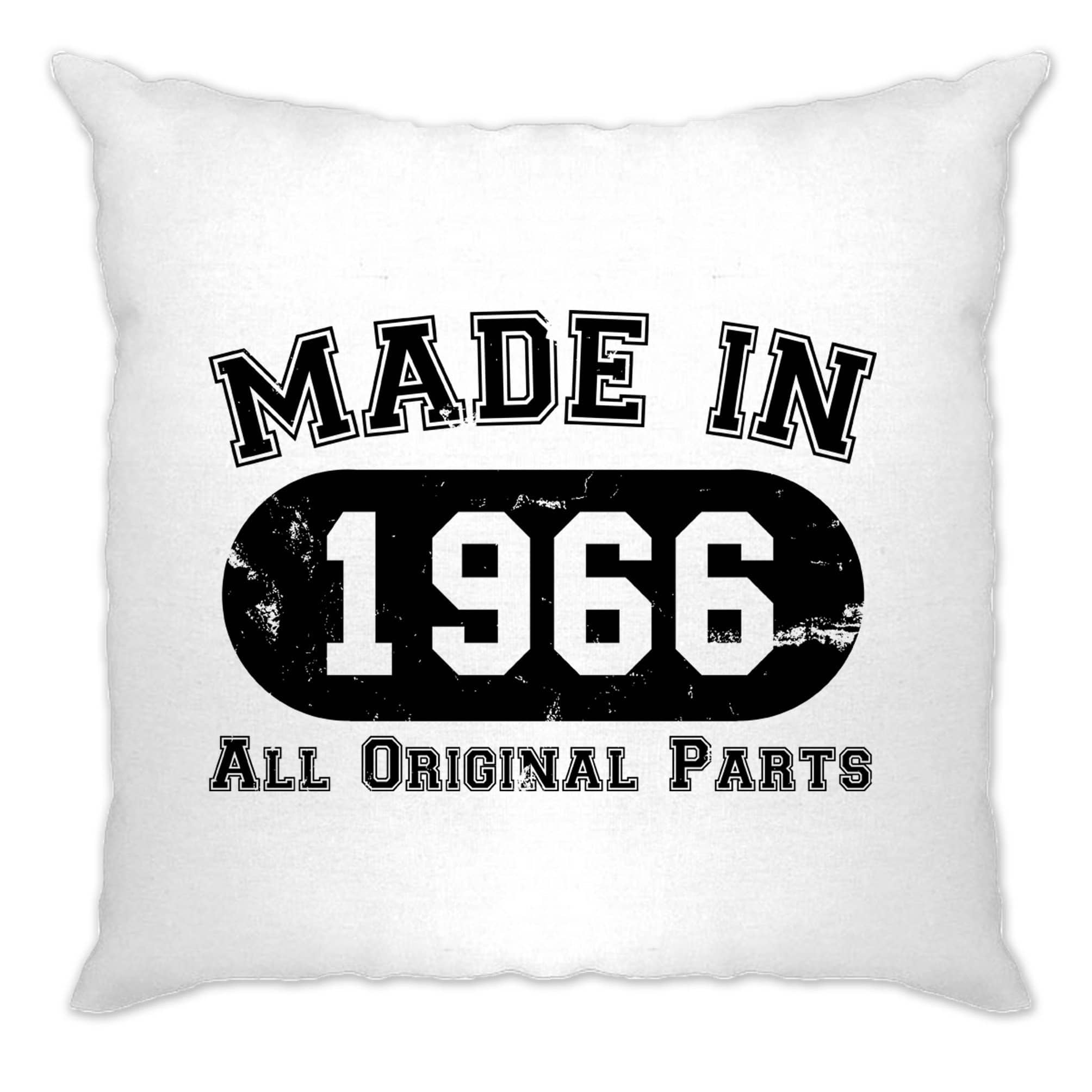 Made in 1966 All Original Parts Cushion Cover [Distressed]