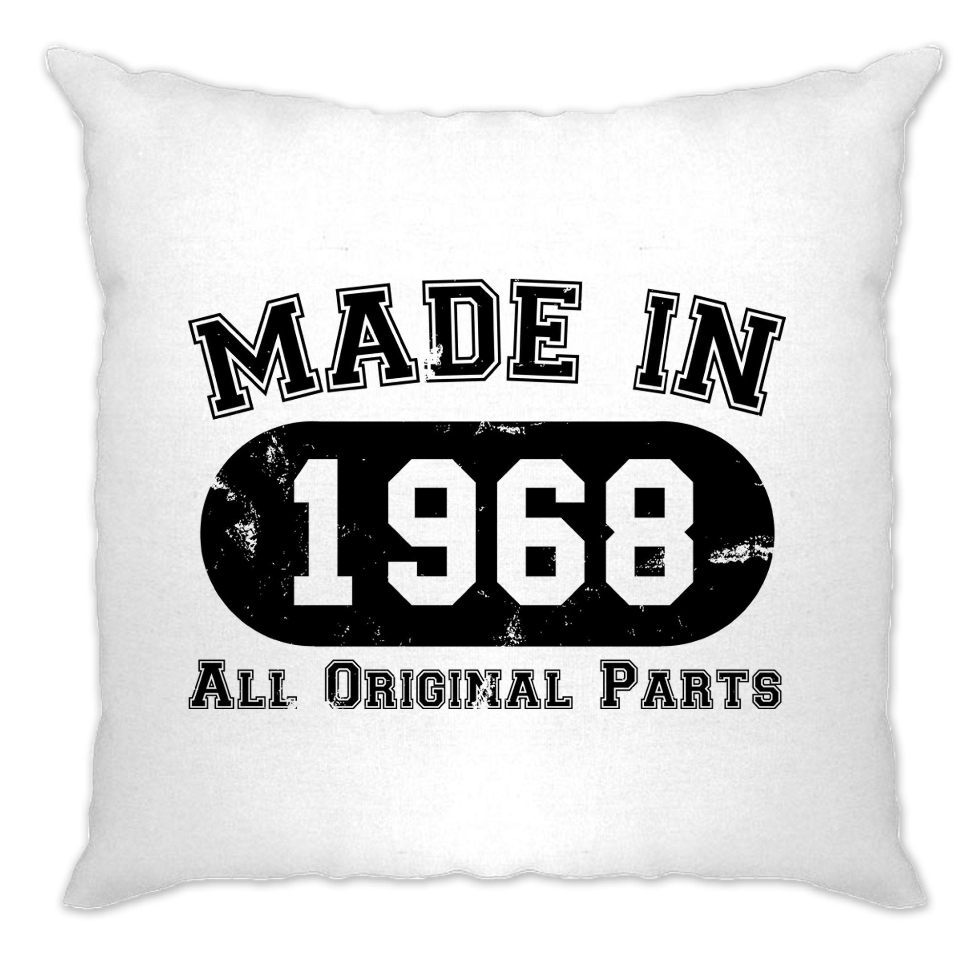 Made in 1968 All Original Parts Cushion Cover [Distressed]