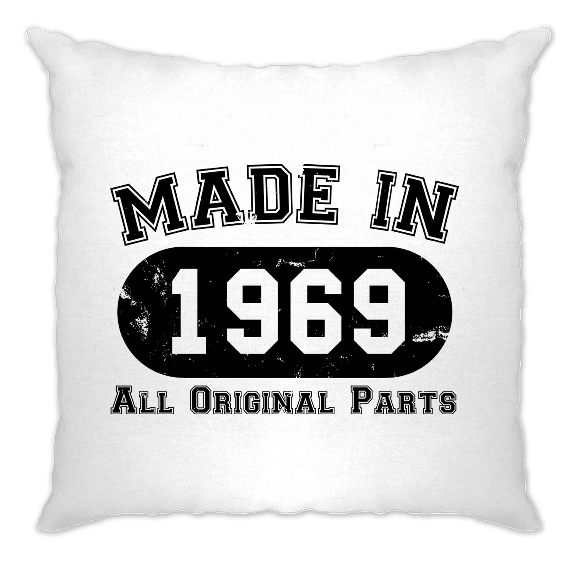 Made in 1969 All Original Parts Cushion Cover [Distressed]