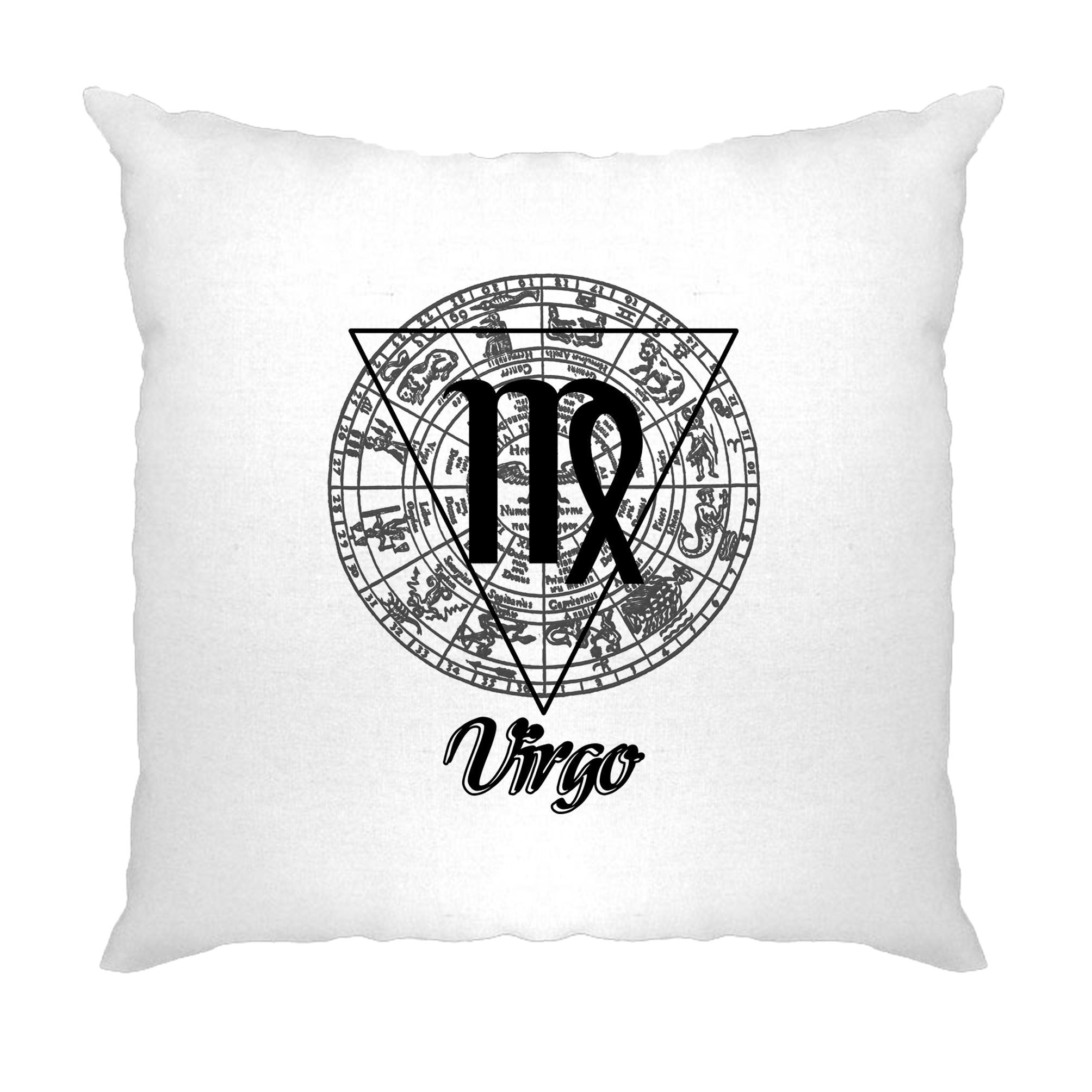 Horoscope Cushion Cover Virgo Zodiac Star Sign Birthday