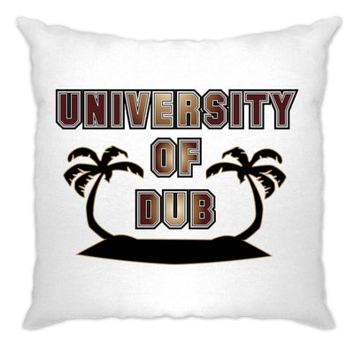Culture Cushion Cover University Of Dub Music