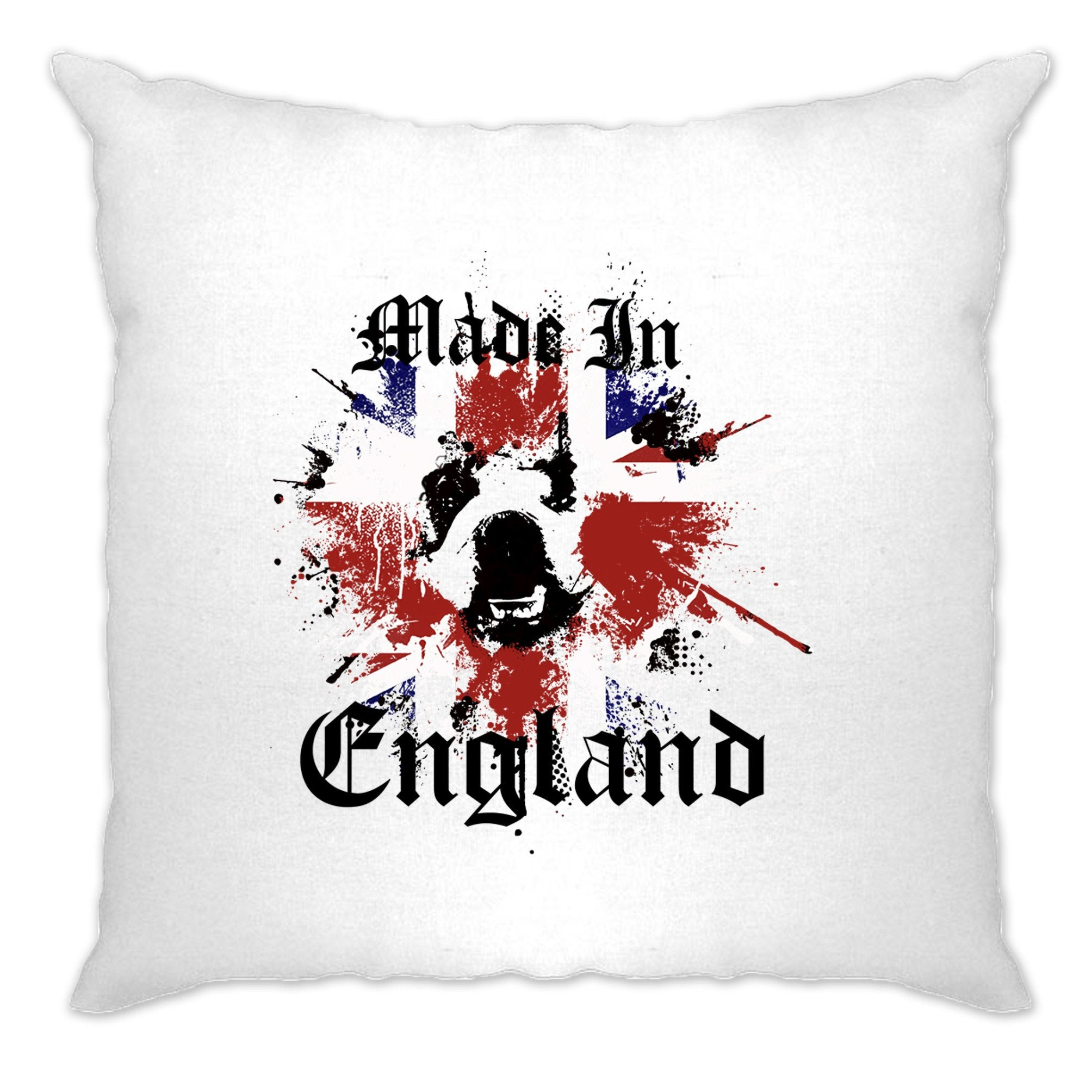 Made In England Cushion Cover British Bulldog