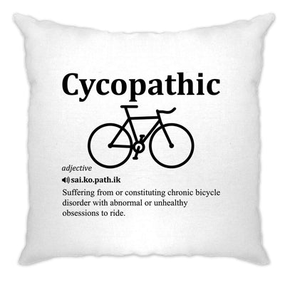 Cycopathic Cycling Cushion Cover