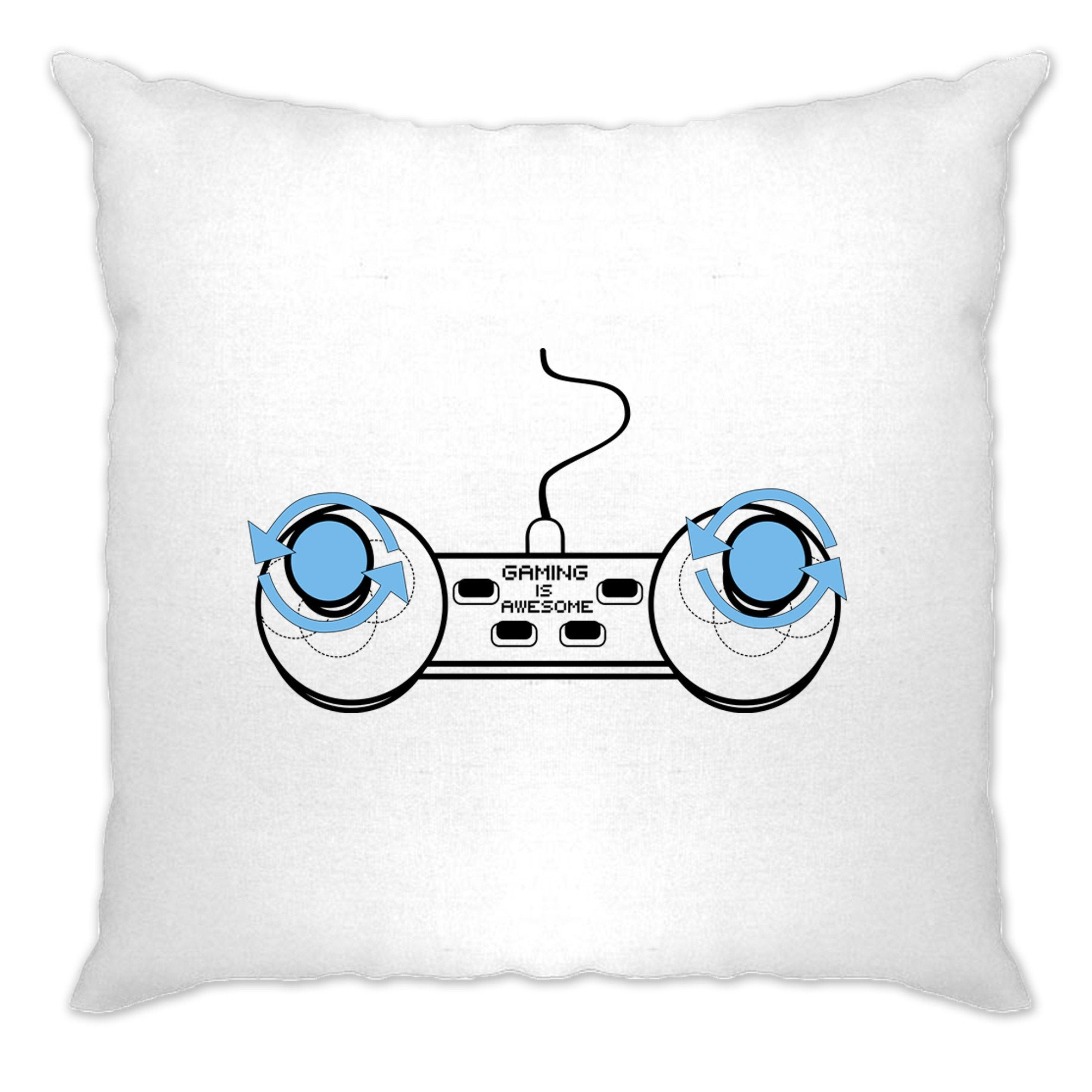 Video Game Cushion Cover Gaming Is Awesome Controller
