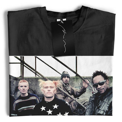 The Prodigy Firestarter Official Phil Nicholls T-Shirt