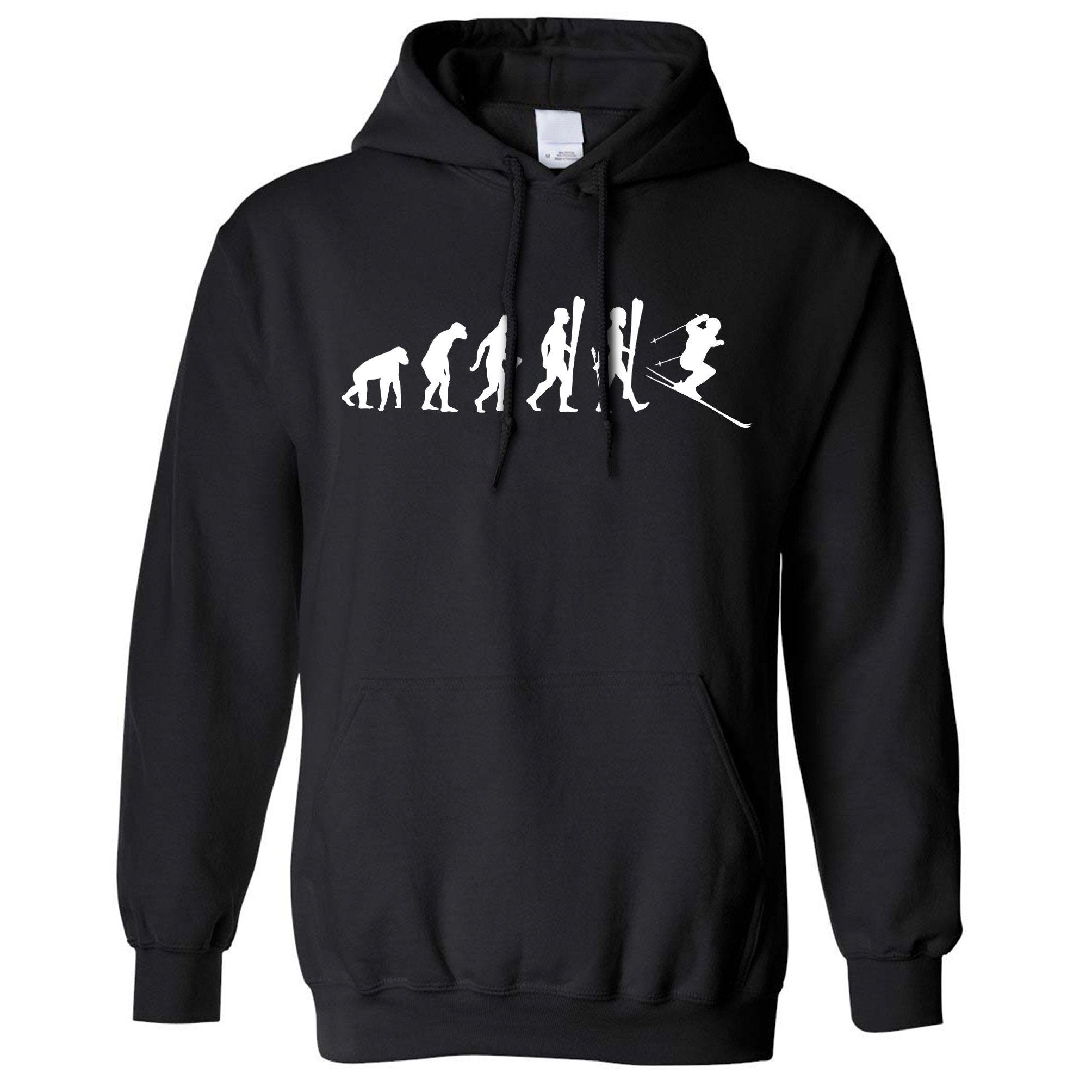 Sports Hoodie The Evolution Of A Ski Jumper Hooded Jumper