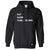 Eat Sleep Table Tennis Hoodie Hooded Jumper