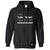 Funny I Play Table Tennis Hoodie Whats Your Superpower Hooded Jumper