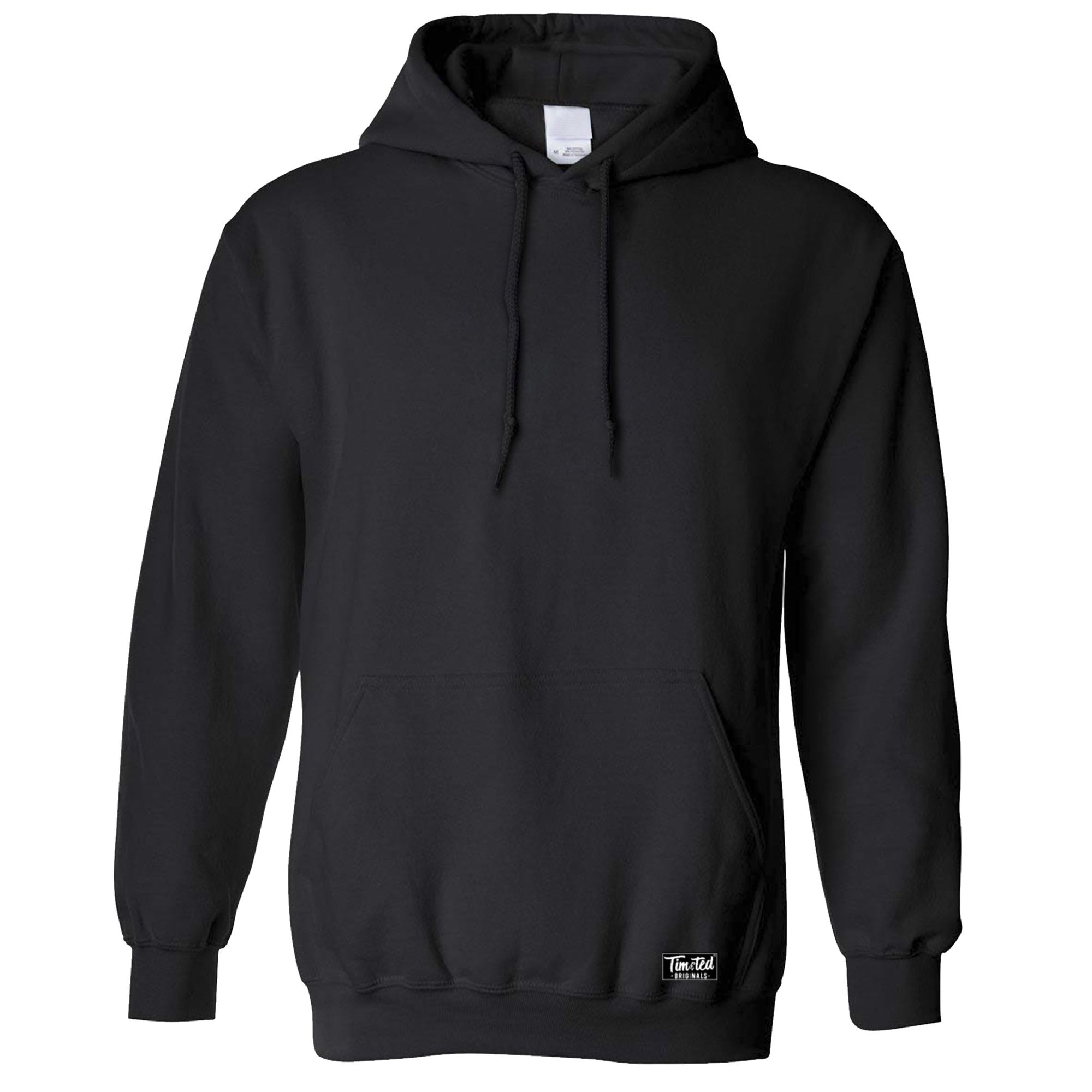 Tim and Ted Logo Premium Plain Hoodie Apparel