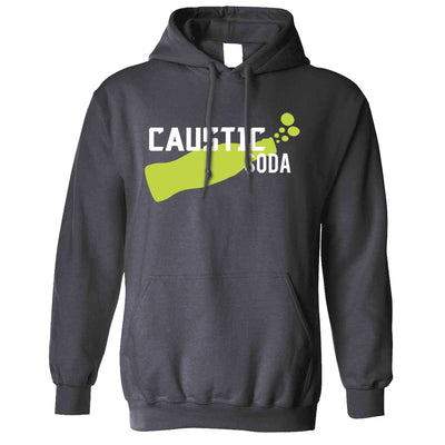Novelty Gaming Hoodie Caustic Soda Drink Hooded Jumper