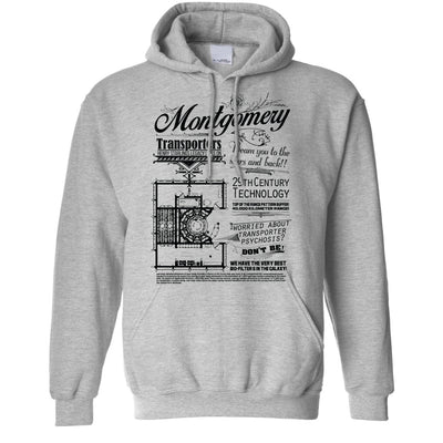 Montgomery Transport Device Hoodie