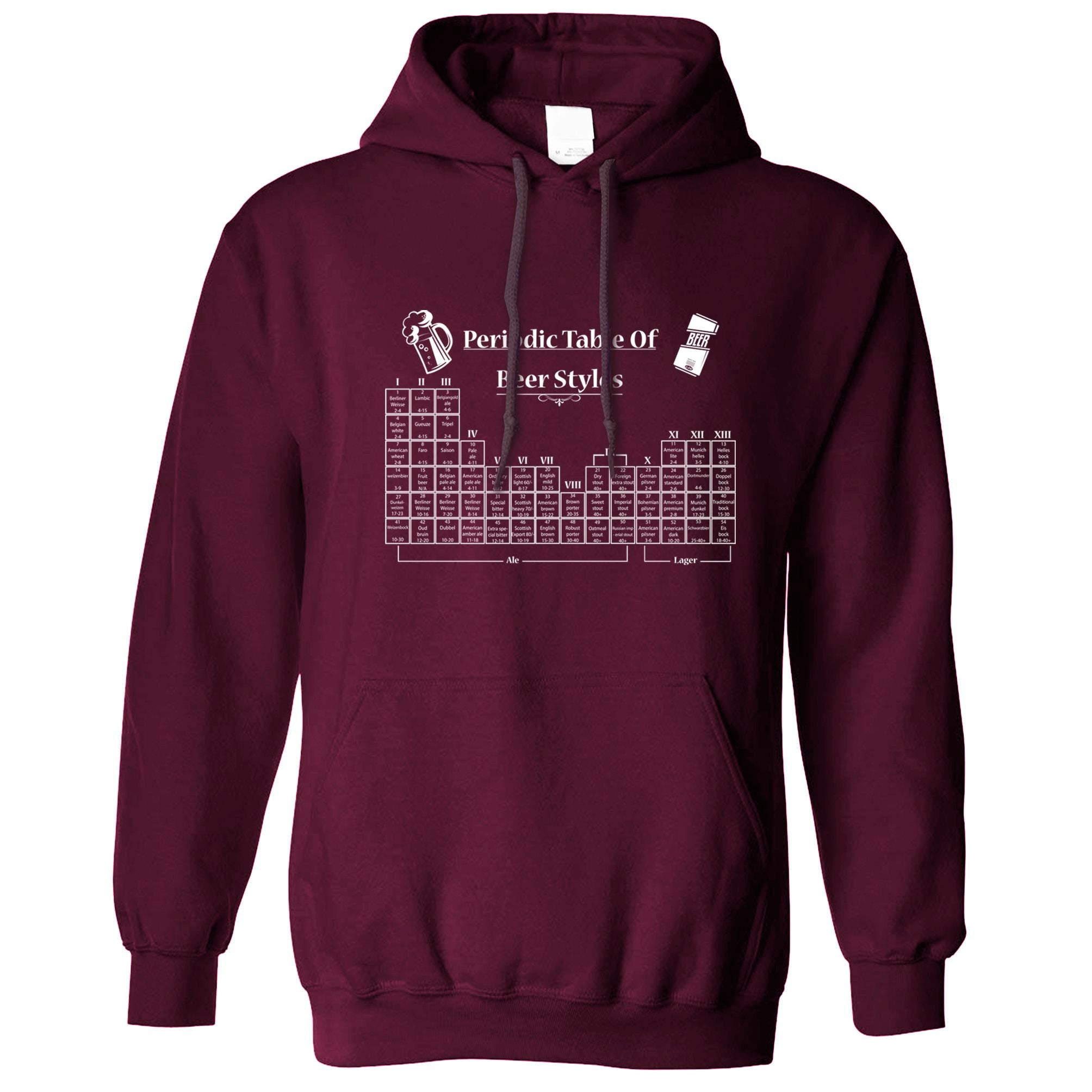 Particle Physics Hoodie Higgs Boson Discovery Art Hooded Jumper