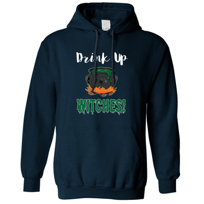 Halloween Hoodie Drink Up, Witches Cauldron
