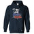 Cool Table Tennis Hoodie It's On Like Ping Pong Hooded Jumper