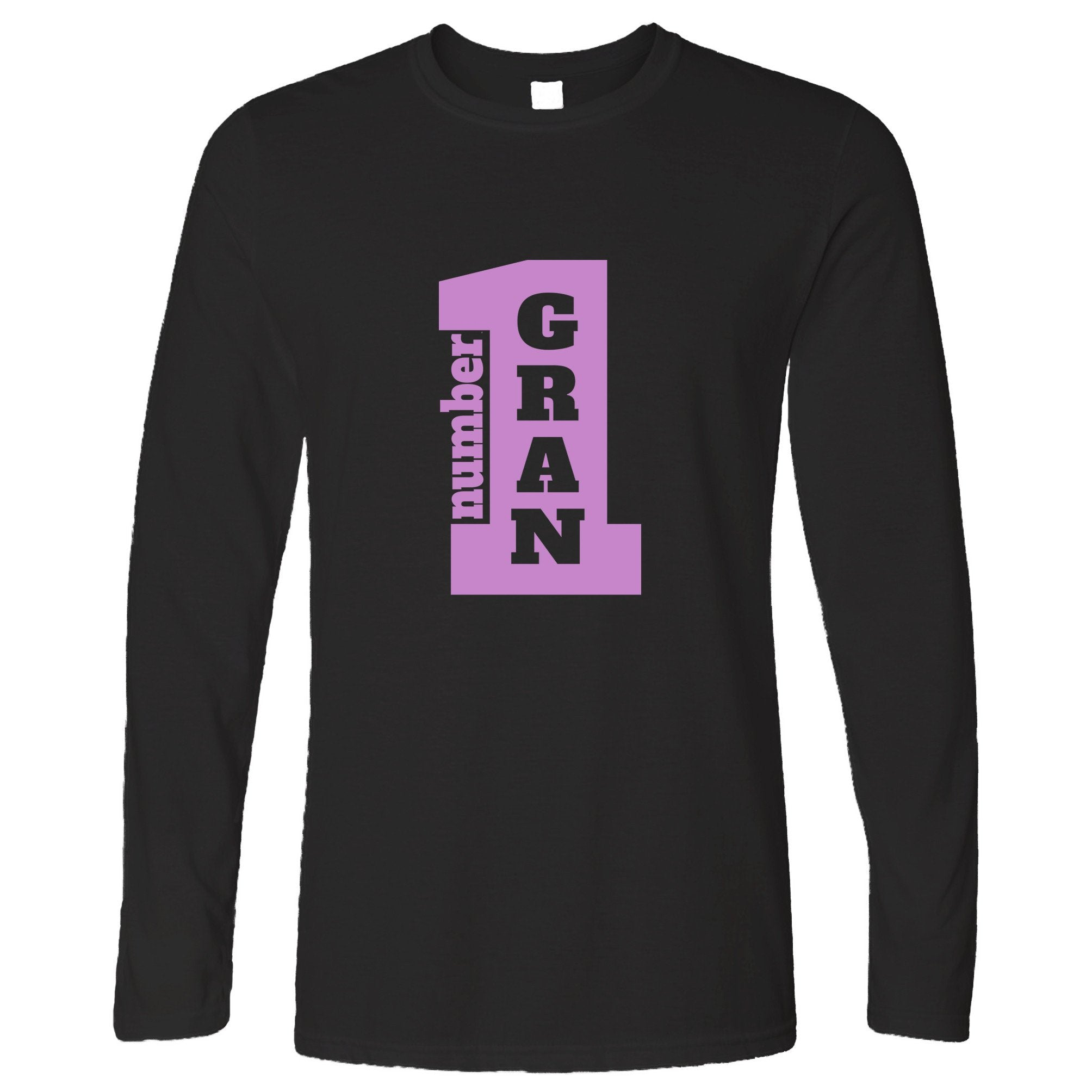 Mother's Day Long Sleeve Number One Grandma