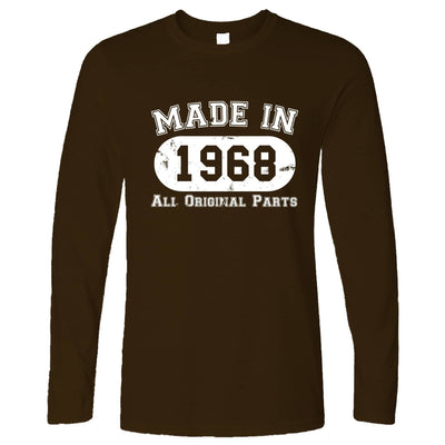 Made in 1968 All Original Parts Long Sleeve [Distressed]
