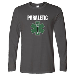 St. Patricks Long Sleeve Paraletic joke Pun