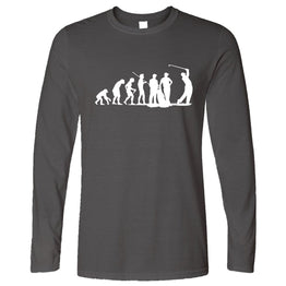 Sports Long Sleeve The Evolution Of A Golfer