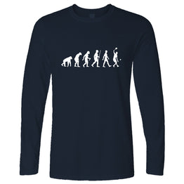Sports Long Sleeve Evolution Of A Tennis Player