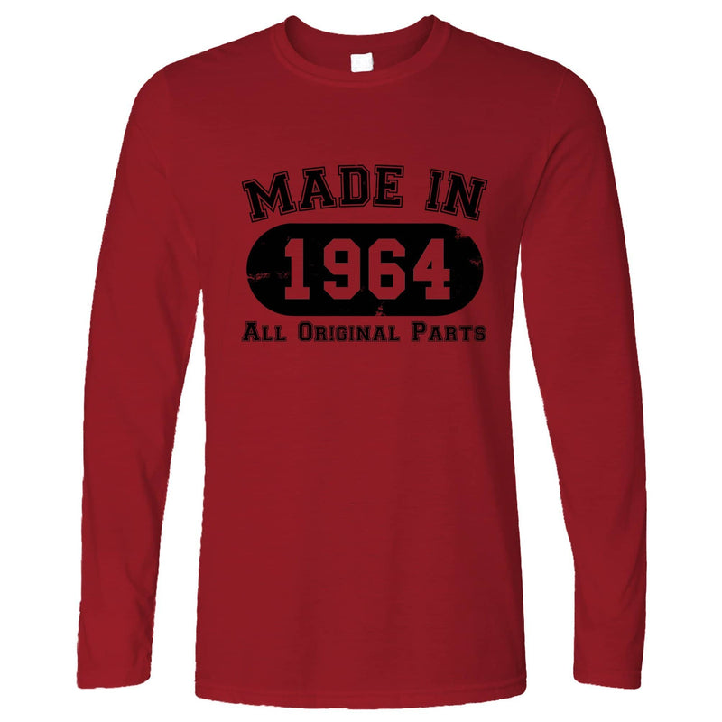 Made in 1964 All Original Parts Long Sleeve [Distressed]