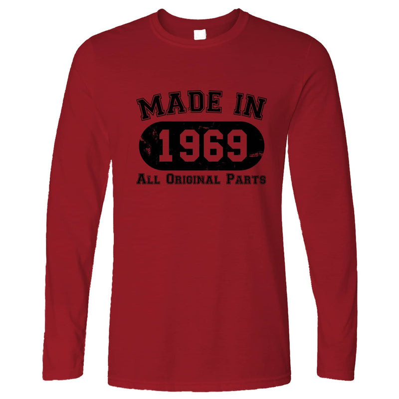 Made in 1969 All Original Parts Long Sleeve [Distressed]