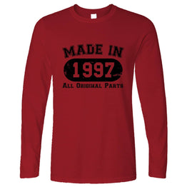 Made in 1997 All Original Parts Long Sleeve [Distressed]