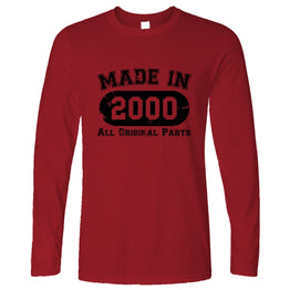 Made in 2000 All Original Parts Long Sleeve [Distressed]