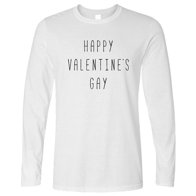 Relationship Long Sleeve Happy Valentine's Gay Pun