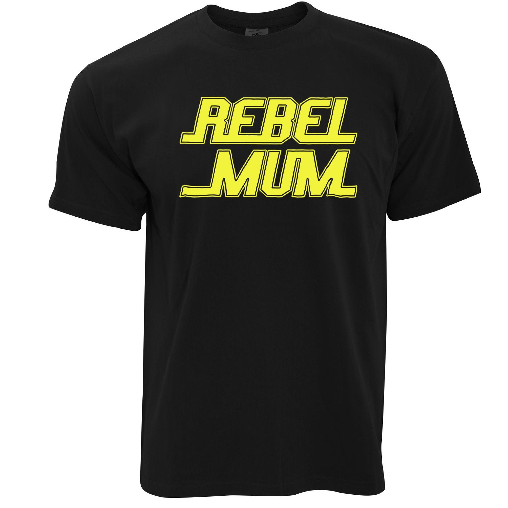 Movie Parody T Shirt Rebel Mum Slogan