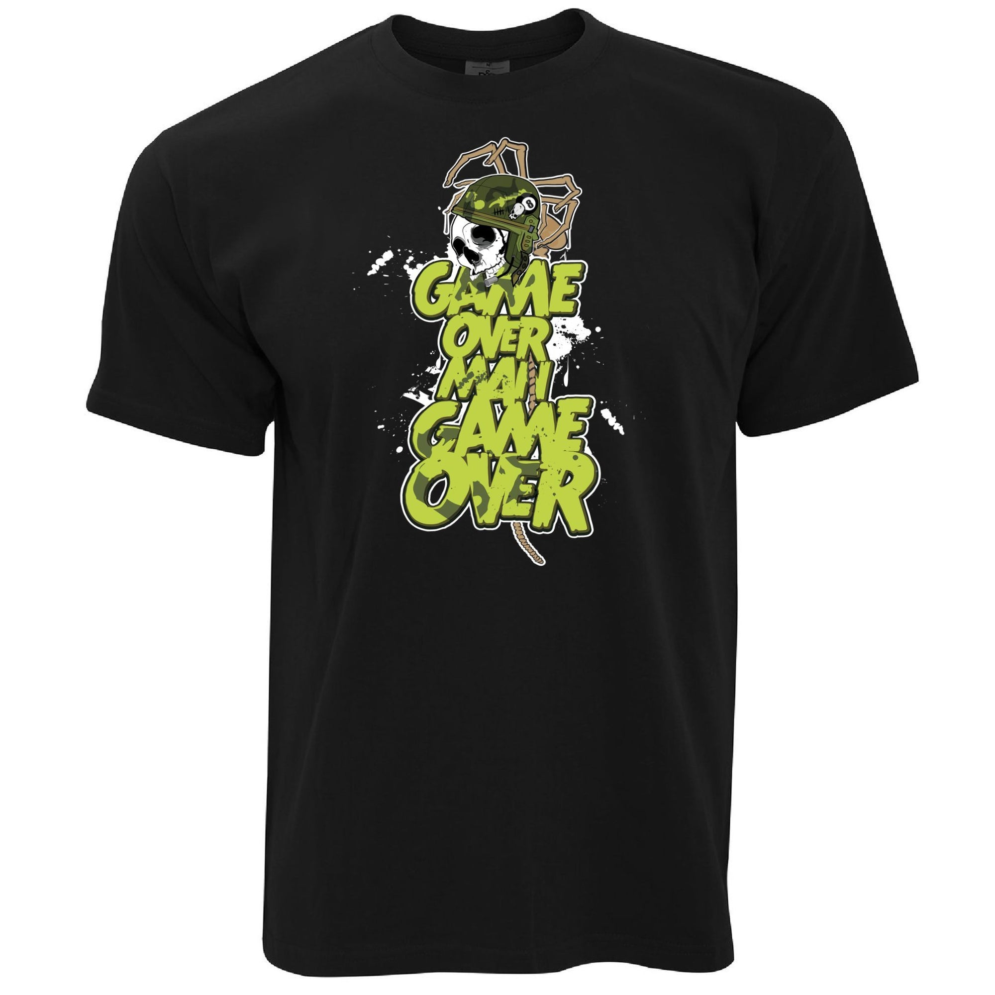 Hudson T Shirt Game Over Man Inspired By Aliens Movie