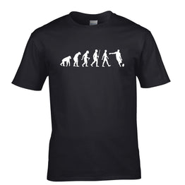 Sports T Shirt Evolution Of A Rugby Ball Kick