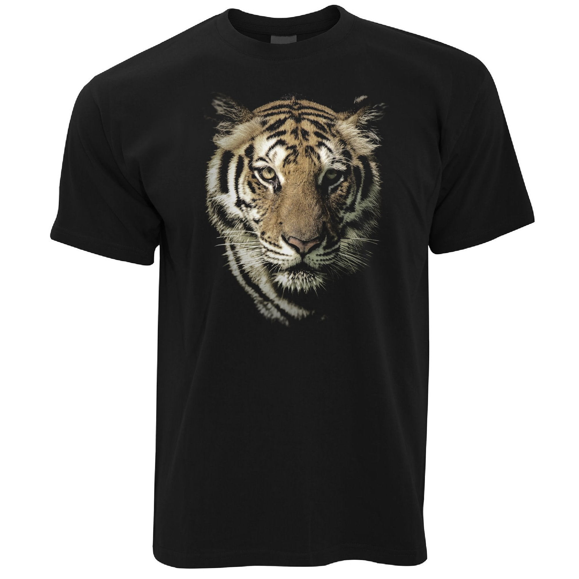 I Love Tiger King Of The Jungle T Shirt Wild Animal