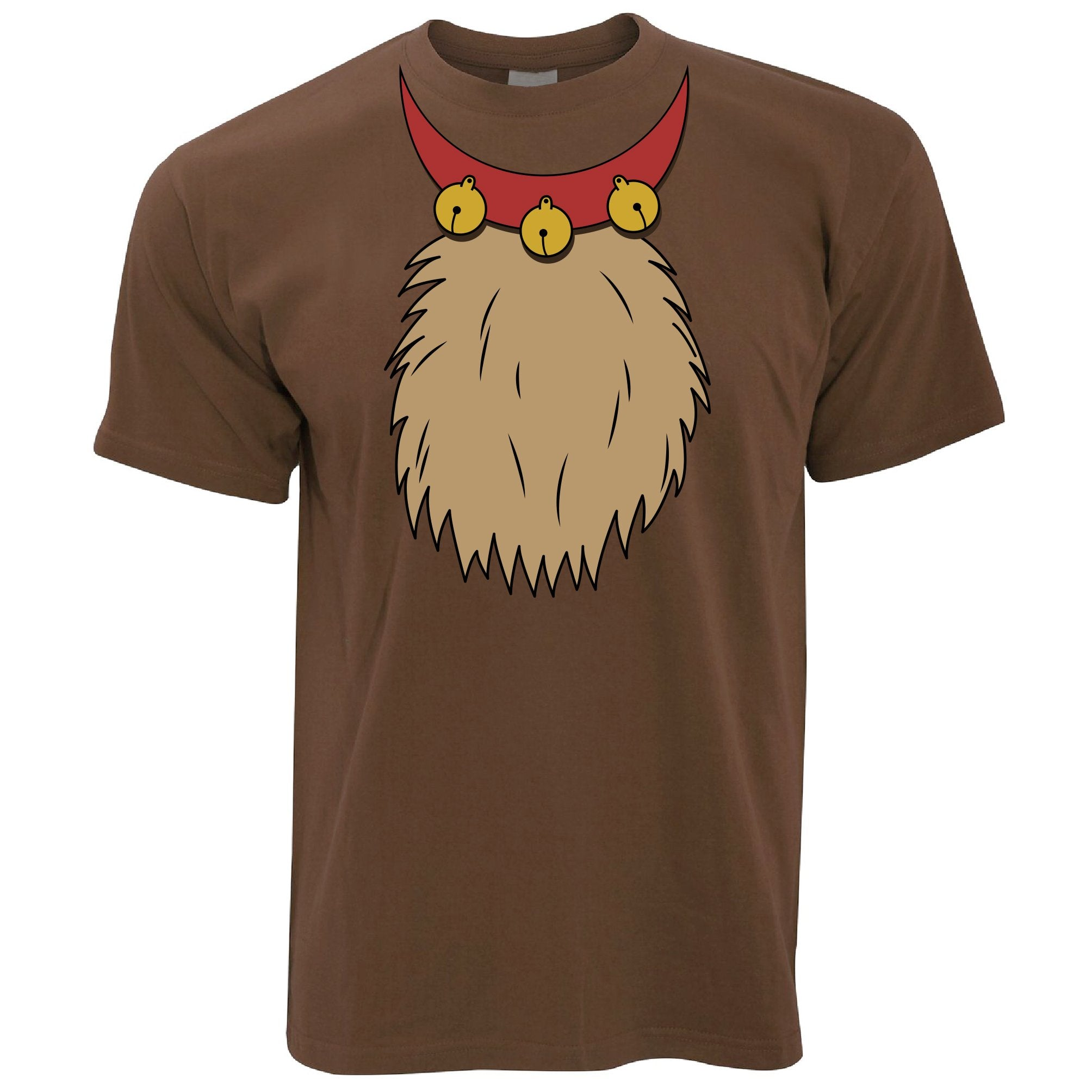 Novelty Christmas T Shirt Rudolf The Reindeer Costume
