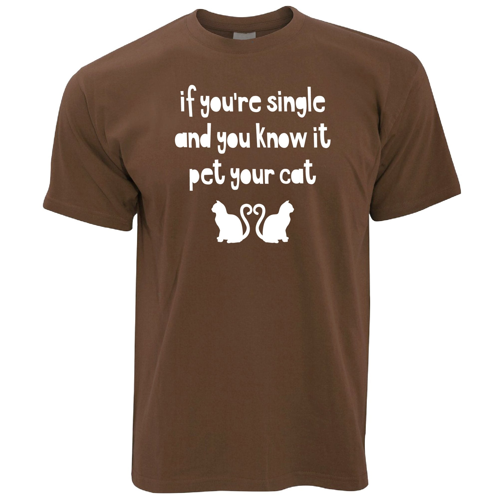 Valentines T Shirt Single And You Know It Joke
