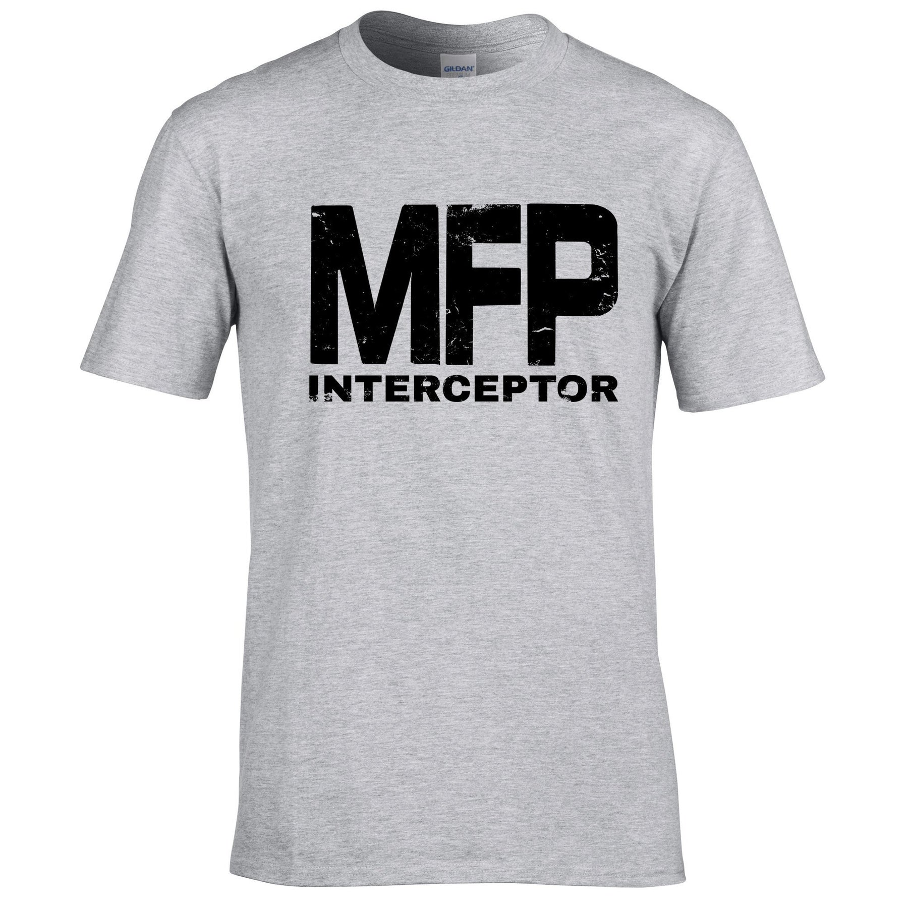 f11a9cdb9da MFP Interceptor Retro Mens T-Shirt