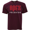 Pro Gaming T Shirt Apex Predator Slogan
