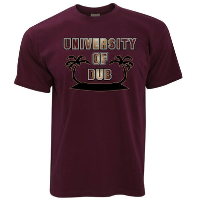 Culture T Shirt University Of Dub Music
