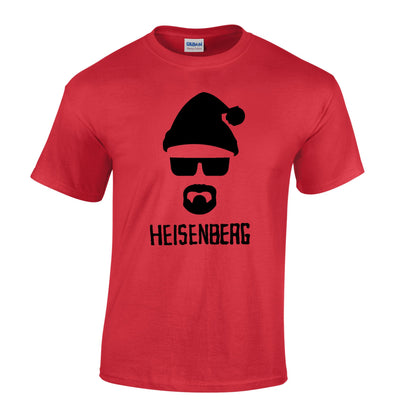 Heinsenberg Christmas Mens T-Shirt