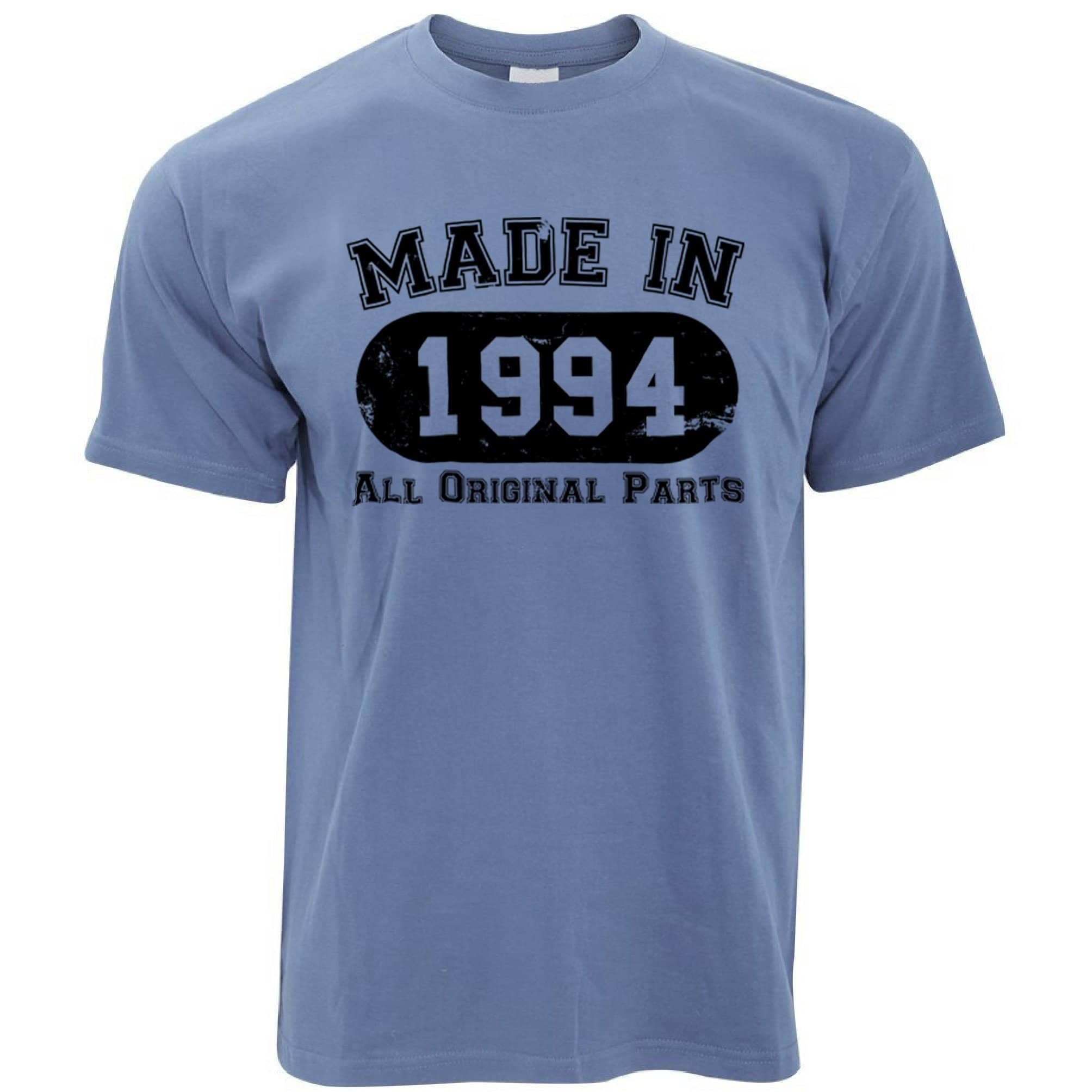 Made in 1994 All Original Parts Mens T-Shirt [Distressed]