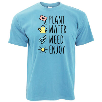 Plant Water Weed Enjoy T Shirt
