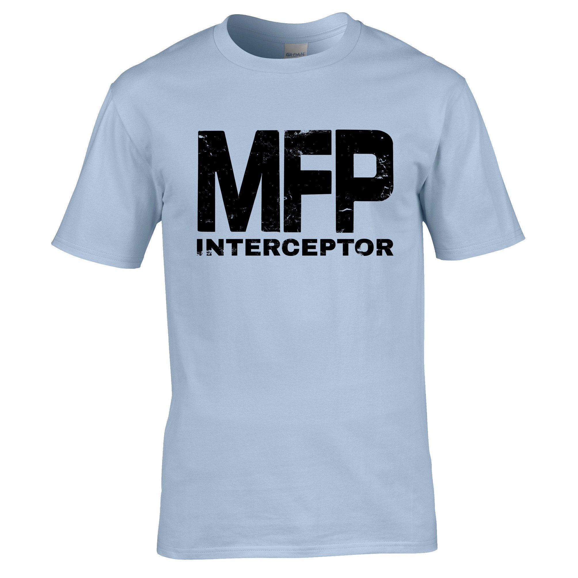 MFP Interceptor Retro Mens T-Shirt