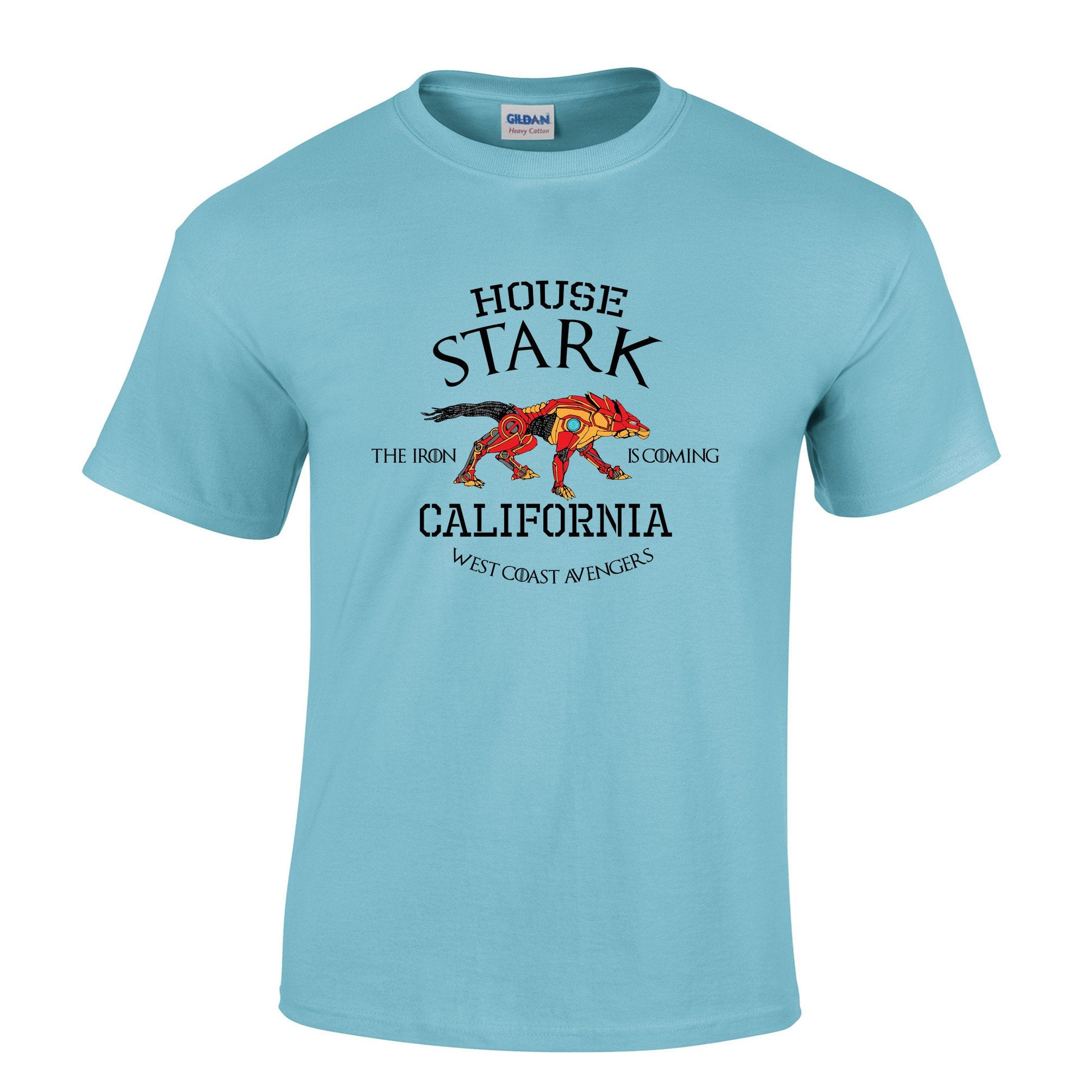 House Iron Stark Mens T-Shirt