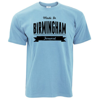 Hometown Pride T Shirt Made in Birmingham Banner
