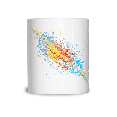Particle Physics Mug Higgs Boson Discovery Art Coffee Tea Cup
