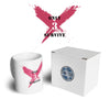 Squad Gaming Tea Cup Mug Only 3 Survive Slogan